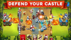 King Rivals: PvP RTS war clash strategy game 1.0.94 Screen 1