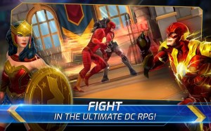 Android DC Legends: Fight Superheroes Screen 10