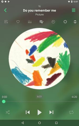 jetAudio HD Music Player 10.0.1 Screen 17