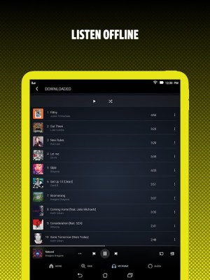 Android Amazon Music: Stream & Download the Songs You Love Screen 5