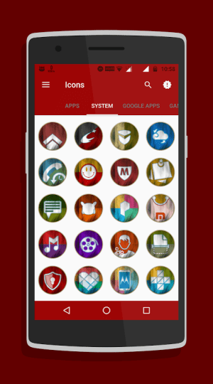 Arc - Icon Pack 2.5 Screen 2