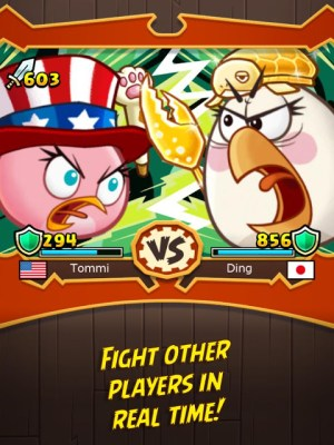 Angry Birds Fight! RPG Puzzle 2.5.6 Screen 10