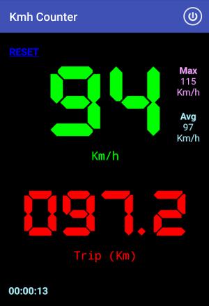 Kmh Counter (Speedometer) 12.16 Screen 3