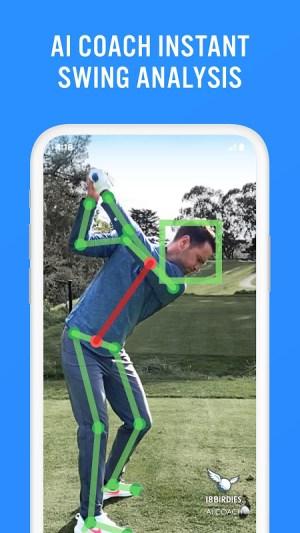Golf GPS 18Birdies Scorecard & Yardage Rangefinder 11.8.1 Screen 4