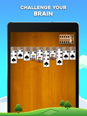 Android Spider Solitaire Screen 13
