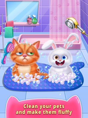 Android Baby Pet Clinic Vet Doctor Screen 3
