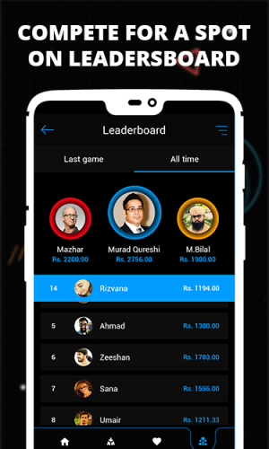 Muqabla -Free Online Live Quiz Game Show 3.0.0 Screen 1