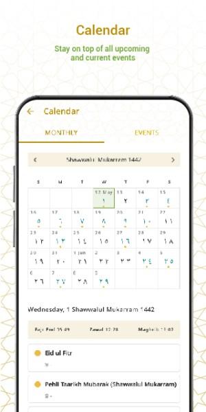 ITS App 8.0.0 Screen 2