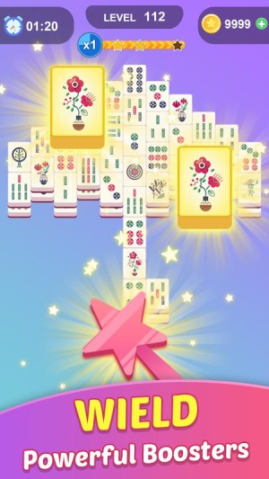 Mahjong Tours: Free Puzzles Matching Game 1.59.5111 Screen 2