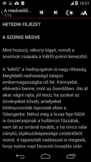 Android Winnetou összes - Karl May Screen 13