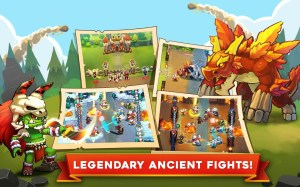 King Rivals: PvP RTS war clash strategy game 1.0.94 Screen 10