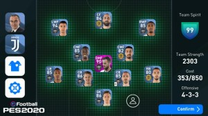 eFootball PES 2020 4.2.0 Screen 7