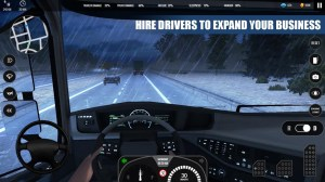 Android Truck Simulator PRO Europe Screen 2