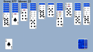 Spider Solitaire Free 1.0 Screen 3