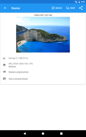 Photo & Picture Resizer: Resize, Batch, Crop 1.0.235 Screen 13