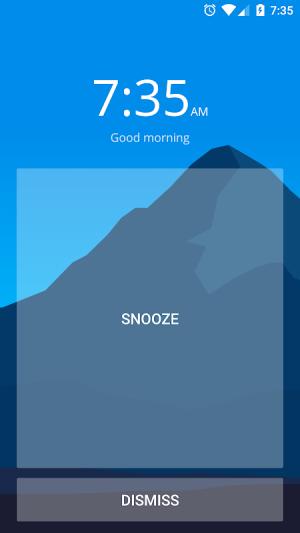 Alarm Clock Xtreme: Free Smart Alarm & Timer App 6.11.0 Screen 1