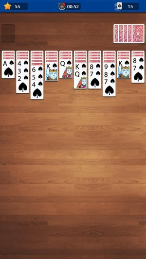 Spider Solitaire 1.0.179 Screen 1