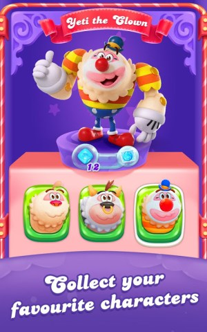 Candy Crush Friends Saga 1.34.6 Screen 4