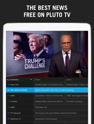 Pluto TV - It's Free TV 3.4.9-leanback Screen 11