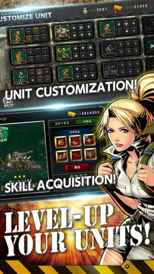 METAL SLUG ATTACK 4.5.1 Screen 3