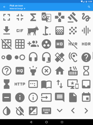 Iconic: Custom Icon Pack Maker, Logo Design Tool 2.1.1 Screen 6