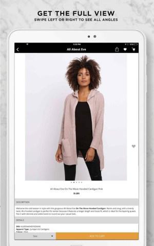 Online Fashion Shopping Zando 1.4.1 Screen 10