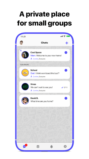 Privy Chat 3.8.1 Screen 3