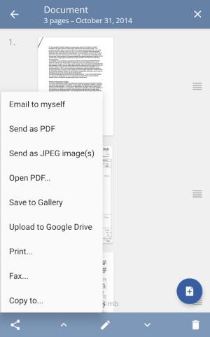 TurboScan: scan documents & receipts in PDF 1.5.7 Screen 14