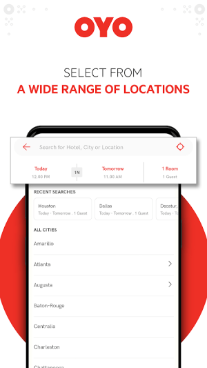 OYO: Book Rooms With The Best Hotel Booking App 5.2.12 Screen 3