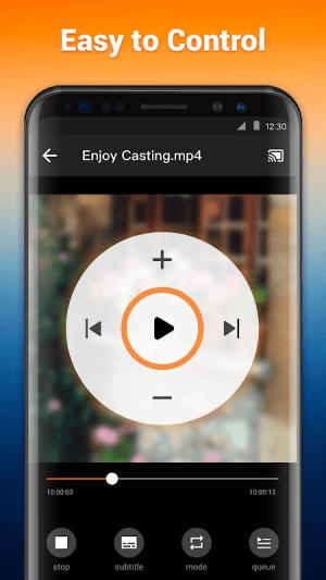 Cast to TV : Chromecast, Roku, FireTV, Xbox 1.3.1.2 Screen 4
