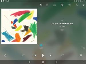 jetAudio HD Music Player 10.0.1 Screen 2