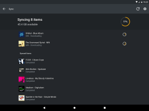 Plex: Stream Movies, Shows, Music, and other Media 8.2.1.18636 Screen 4
