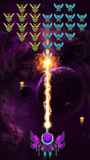 Android Galaxy Attack: Alien Shooter Screen 3