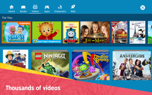 Amazon FreeTime – Kids' Videos, Books, & TV shows FreeTimeApp-fireos_v3.22_Build-1.0.215564.0.14387 Screen 10