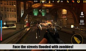 Zombies Attack 3D 1.2.4c Screen 1