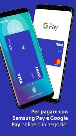 Nexi Pay 4.4.0 Screen 2