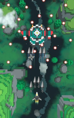 Sky Wings: Pixel Fighter 3D 3.4.3 Screen 10