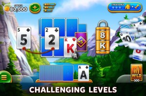 Solitaire Grand Harvest: Free Tripeaks Solitaire 1.73.0 Screen 4