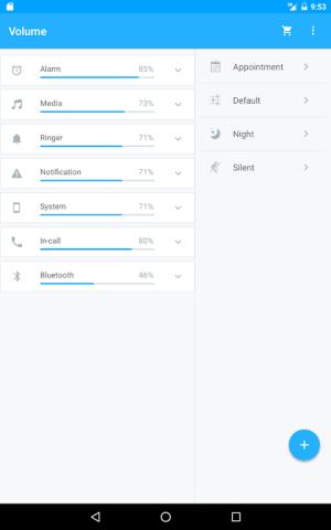 Volume Control + 4.91 Screen 10