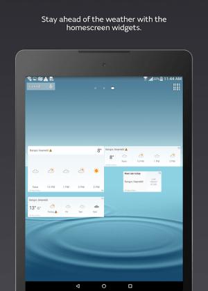 Met Office Weather Forecast 1.39.0 Screen 3