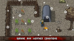 Android Mini DAYZ: Zombie Survival Screen 2