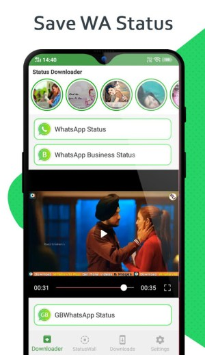 Status Saver - Downloader for Whatsapp 1.68 Screen 2