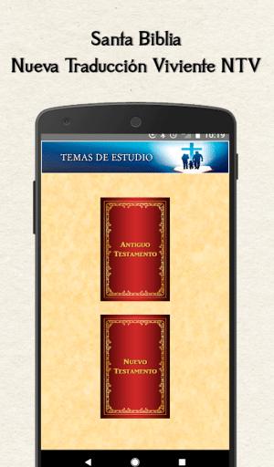 Santa Biblia Nueva Traduccion Viviente NTV 7.0.0 Screen 6