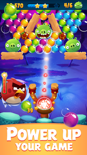Angry Birds POP Bubble Shooter 3.78.0 Screen 9