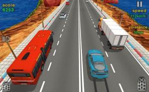 Highway Car Racing 2020: Traffic Fast Car Racer 2.19 Screen 1
