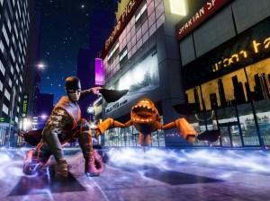 Android Grand Superhero Justice Sim Screen 4