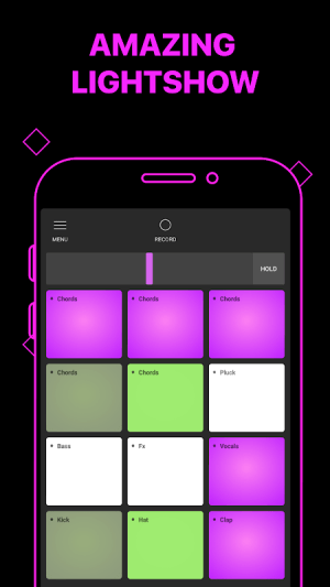 Android Electro Drum Pads 24 - Music & Beat Maker Screen 1
