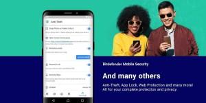 Bitdefender Mobile Security & Antivirus 3.3.087.1267 Screen 5