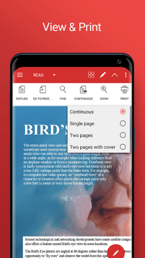 PDF Extra - Scan, View, Fill, Sign, Convert, Edit 6.9.1.939 Screen 13