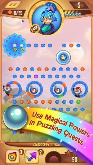 Peggle Blast 2.23.0 Screen 1